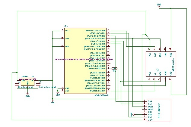Kicad re-arrange schema for one layer PCB - Layout - KiCad.info Forums