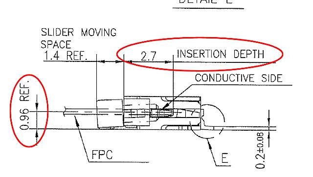 Fpc Connector Footprint